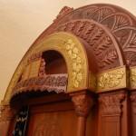 כרסום CNC לבית הכנסת