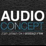 אודיו קונספט - מגבר, רמקול ומערכות קולנוע ביתי